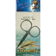 Ножницы закругленные Behr для вязания мух (4613404)