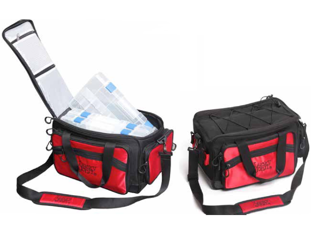 сумка lucky john advanced tackle bag lj-107