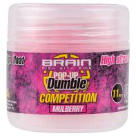 Бойлы Brain Dumble Pop-Up Competition Mulberry (шелковица) 11 mm 20 g (18580287)