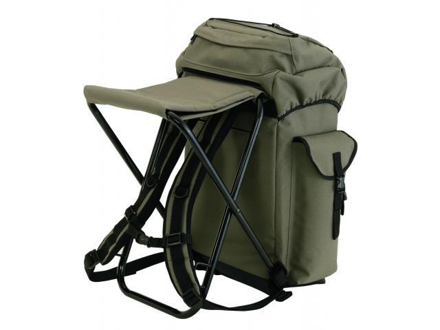 рюкзак стул рыбака