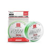 Шнур Lucky John BASARA Light Green 125m 0.09mm (LJ4102-009)