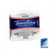 Леска монофильная Team Salmo FLUOROCARBON Troutino Soft (TS5017-028)