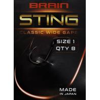 Крючок Brain Sting Classic Wide Gape (18588043) Japan