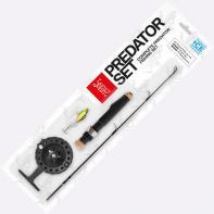 Удочка-комплект зимняя Lucky John PREDATOR SET 51см (LJ109SET)