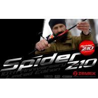 Спиннинг ZEMEX SPIDER Z-10 702L 2,13m 3-15g (8806066101345)