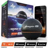 Беспроводной WiFi эхолот Deeper PRO (Android / iOS)